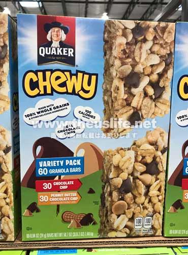 Quaker Chewy(クウェーカーチューイ)グラノーラバー