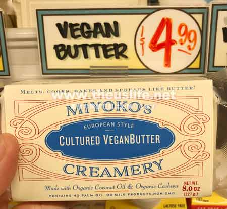 traderjoes Vegan Butter