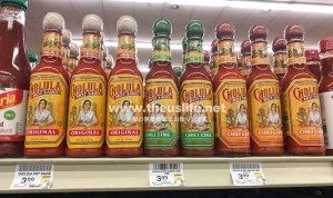 アメリカのスーパーで買える辛いソース