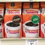 ダンキンドーナツのコーヒー