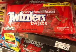 Twizzlers(トゥウィズラーズ)ピンク