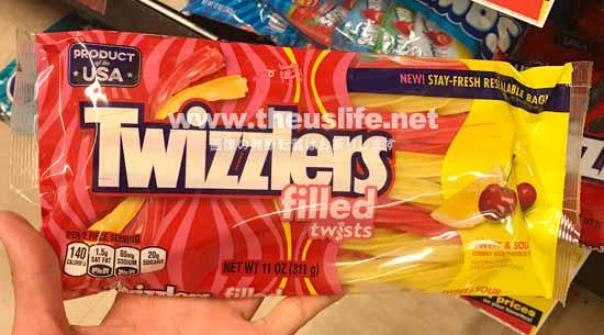 Twizzlers(トゥウィズラーズ)