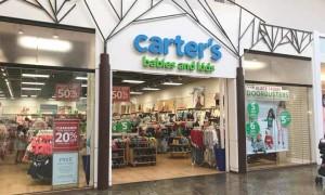 Carter's の店舗外観