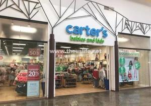 アメリカ Carter's(カーターズ)店内外観