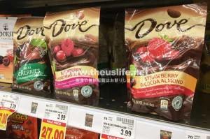 アメリカのチョコレート Dove