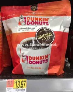 ダンキンドーナツ オリジナルコーヒーお徳用サイズ