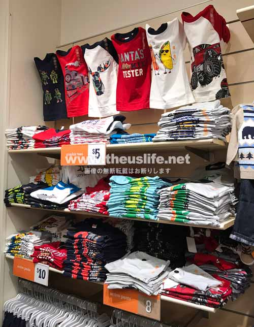Gymbree(ジンボリー)グラフィックTシャツ