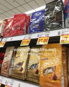 アメリカのチョコレート Lindor