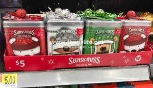 SWISSMISSココア クリスマス仕様