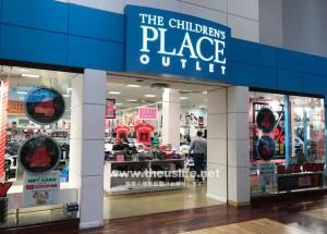 The Children's Place(ザ・チルドレンズプレイス)外観