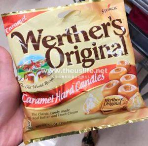 ヴェルタース オリジナル キャンディ