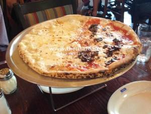 フロリダ州ディズニーワールド内にある Via Napoli Ristorante e Pizzeria