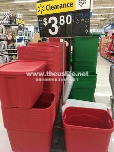Walmart(ウォルマート)収納ケース