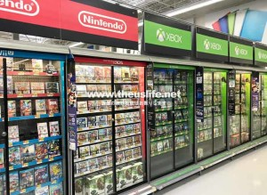 Walmart(ウォルマート)ゲーム売り場