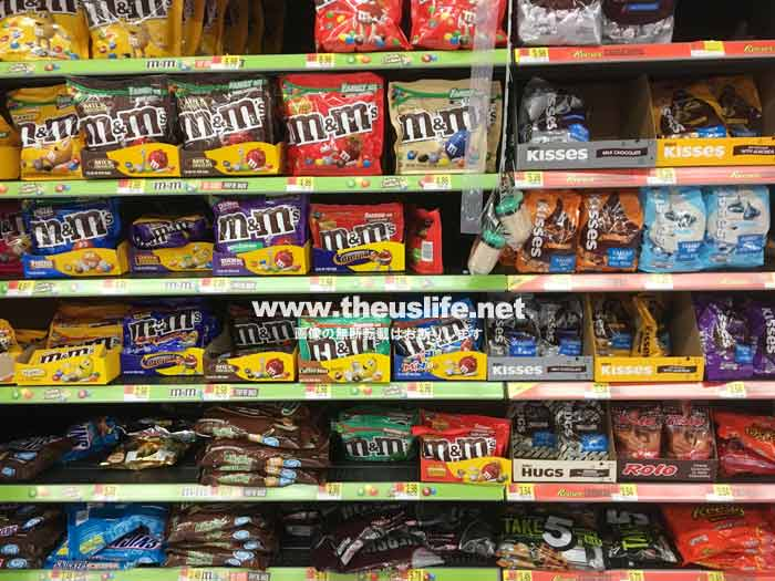 Walmart(ウォルマート)お菓子