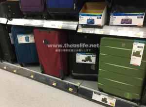 Walmart(ウォルマート)旅行関連トラベル用品