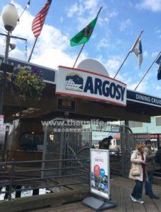 シアトルクルーズ ARGOSY