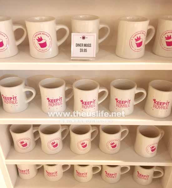 カップケーキロイヤルのマグカップ