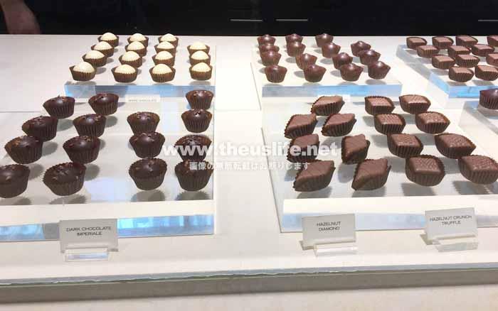 シアトル高級チョコレート Fran's chocolate 個別