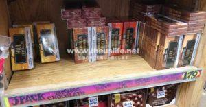 traderjoes 3pack chocolate