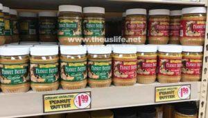traderjoes peanut butter