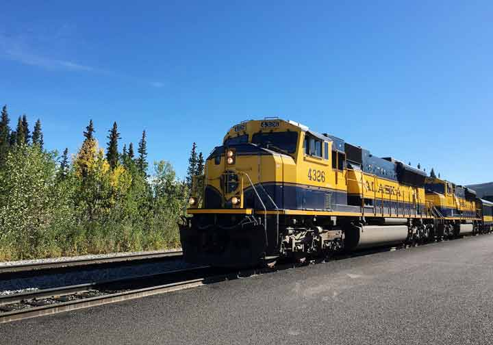 アラスカ鉄道