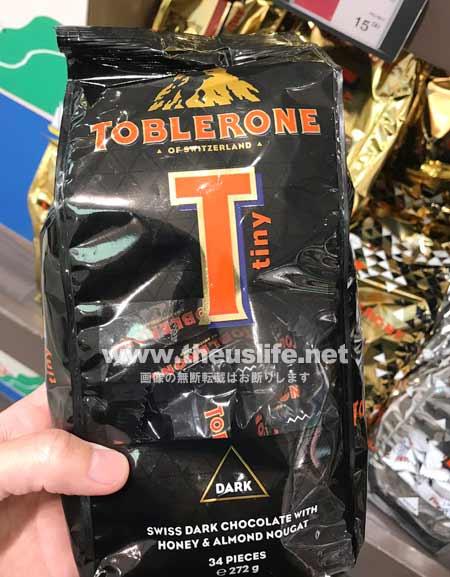 Toblerone(トブラローネ)のチョコレート
