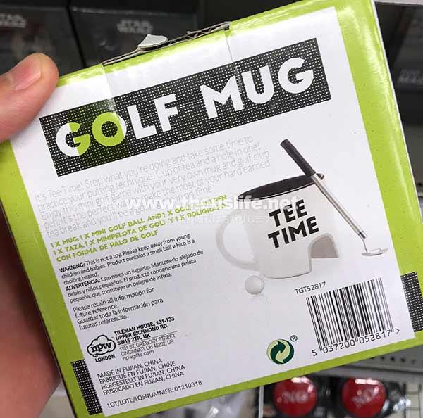 ゴルフマグカップ