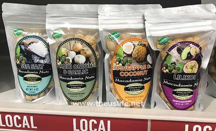 Wholefoods Hawaii マカデミアナッツ