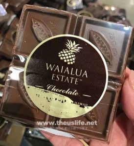 Wholefoods Hawaii Waoalua チョコレート