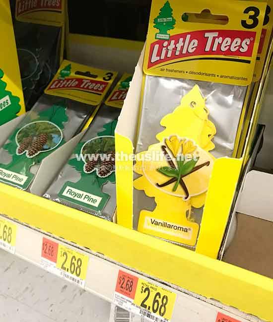 Little Tree 車の芳香剤