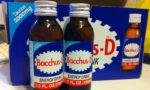 日本のリポビタンDのパクリ製品らしき韓国製「バッカス-D」という栄養ドリンクを買ってみた。