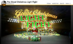 アメリカでクリスマスイルミネーションに命をかける人々(1)