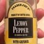 トレーダージョーズで大人気のレモンペッパーはめっちゃ美味い!塩&胡椒の組み合わせなら断然コレが最高!
