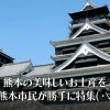 熊本お土産おすすめランキング!熊本市民30年以上の私が推薦する熊本の美味い食べ物10選!